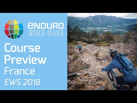 Course Preview Round 3 | EWS Montagnes du Caroux, France 2018