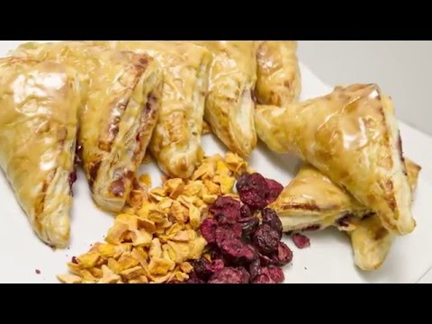 Thrive Life: Cherry Turnovers with Apricot Glaze