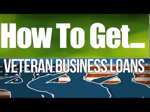 Veteran Business Loans