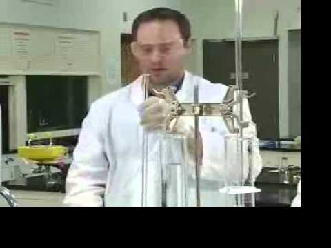 CHM0085 Molar Volume of Hydrogen Gas