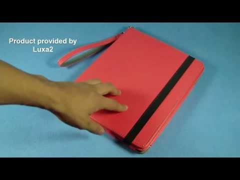 Luxa2 PA5 Ipad Case Review (HD)