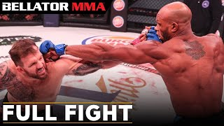 Full Fight | Ryan Bader vs. Linton Vassell - Bellator 186