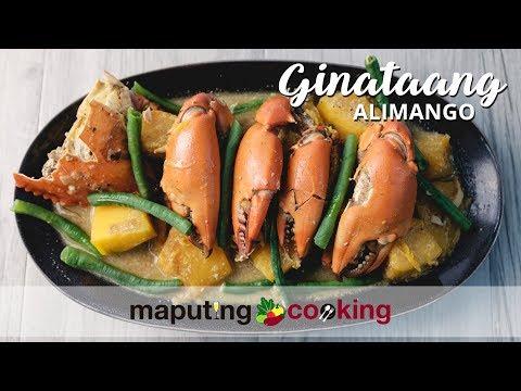 Ginataang Alimango Recipe | Easy to make seafood recipe