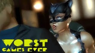 Worst Games Ever #6 - Catwoman