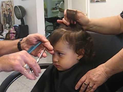 Baby's First Hair Cut