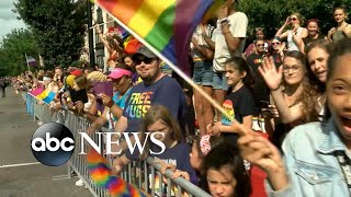 Rise in attacks against the LGBTQ community during Pride Month l ABC NEWS