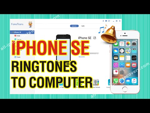 How to Backup iPhone SE Ringtones to Computer With Ease