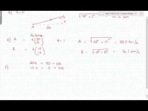 application of vectors