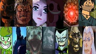 defeats of my favorite villains par 4