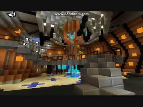 Minecraft TARDIS Console