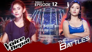 The Voice of Nepal - S1 E12 (Battle Round)