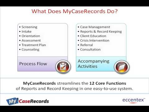 Learn More About MyCaseRecords Case Management System