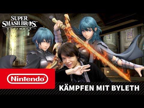 Super Smash Bros. Ultimate – Kämpfen mit Byleth (Nintendo Switch)