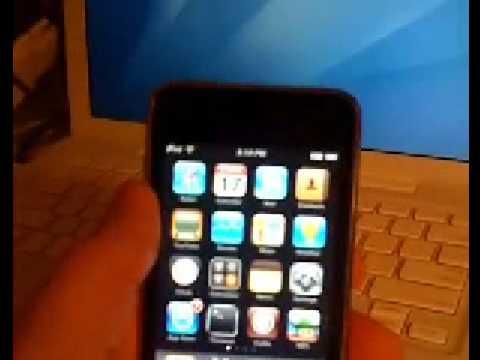 Redsn0w Demo Follow Up -- First iPod Touch 2G Jailbreak
