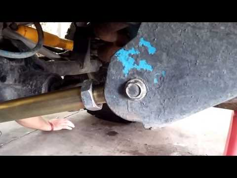 2002 TJ Jeep Control Arms Upgrade - Part 1 Front