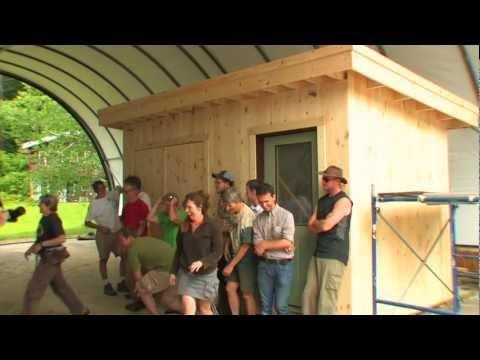 Basic Carpentry Class @ Yestermorrow Design/Build School