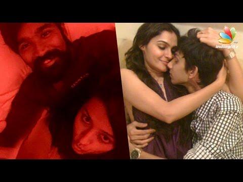 Shocking ! Singer Suchitra leaks intimate photos of Dhanush, Anirudh, Divyadarshini, Hansika, Andrea