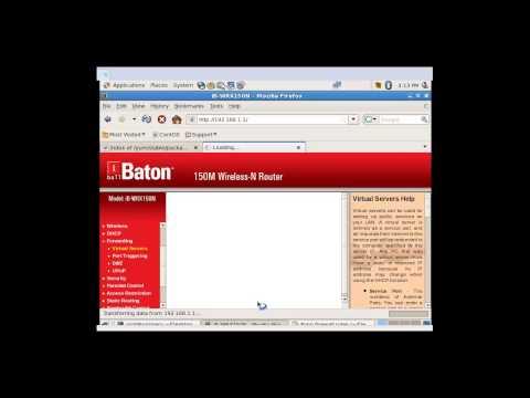Installing VPN server on Linux (Redhat 5, Centos 5)