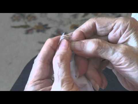 How To Make Armenian Lace