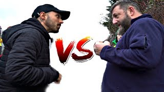 VEGAN VS MEATEATER- BEST DEBATE I