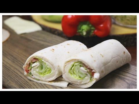 Super Turkey Wrap