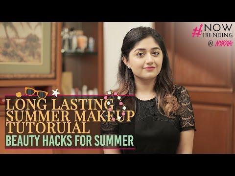Long Lasting Summer Makeup | Corallista