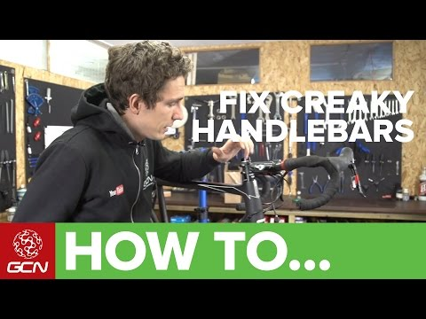 How To Fix Creaky Handlebars
