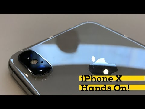 Hands on with the iPhone X: Portrait Selfie mode is here and it is glorious!