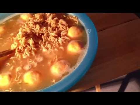 The SuperBowl of Noodles! / Easiest Way to Cook Noodles! / Wai Wai Noodles