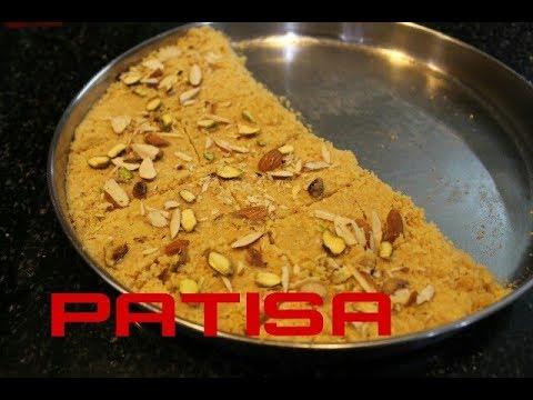 Patisa Recipe    Soan Papdi    Homemade sweets for diwali festival    In hindi