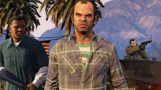 Grand Theft Auto V Changed Gaming Forever