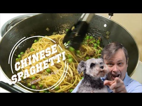 Chinese Spaghetti Recipe!