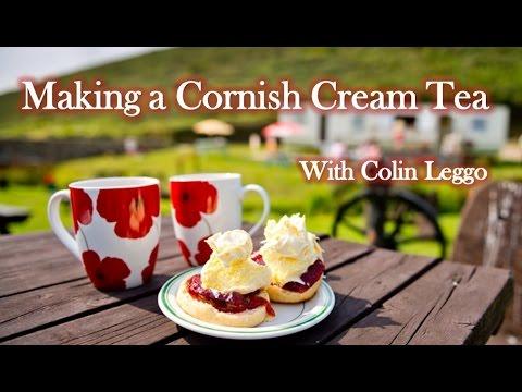 How to make a Cream Tea with Colin Leggo
