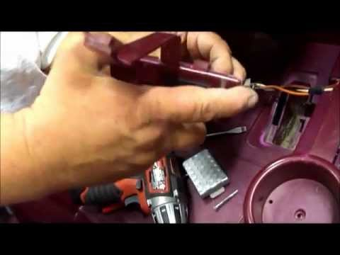 Power Wheels Escalade How To Change An Accelerator Switch
