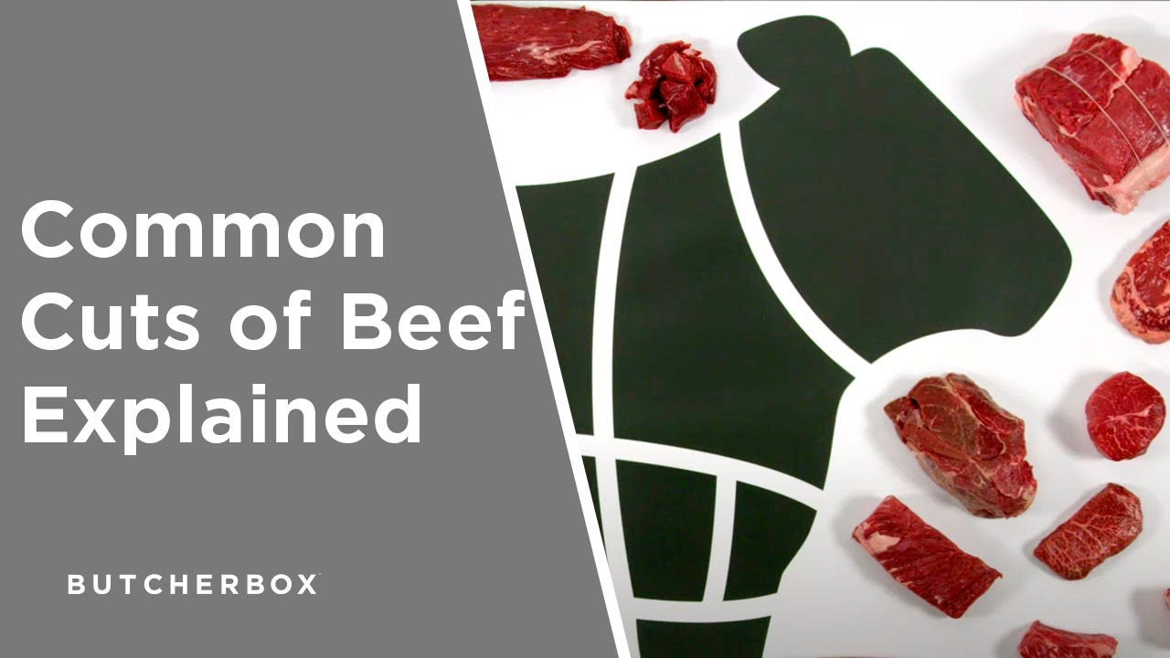 How to Cook the Most Common Cuts of Beef
