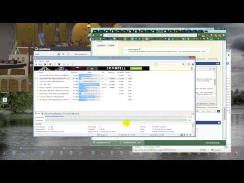 quick word about utorrent settings