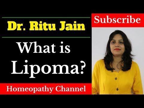 लाइपोमा क्या है ? What Is Lipoma In Hindi- Multiple Lipomas - Lypomas,Fatty tumors