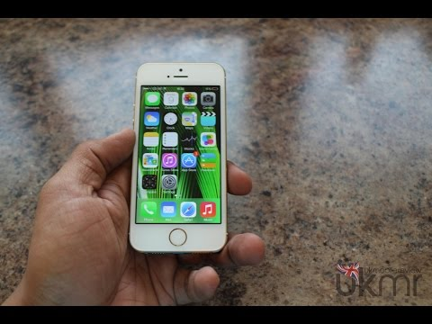 Fake Iphone5s  Unboxing and Review