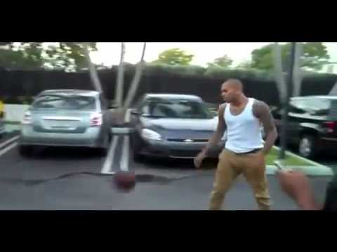Xxx Mp4 Crazy Game Chris Brown Shakin Up And Dunkin On A Super Producer Producer Cant Get ONE POINT LOL 3gp Sex