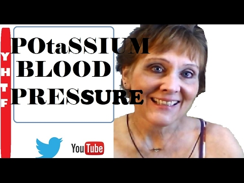 Lack Of Potassium Responsible For High Blood Pressure, Muscle Loss ~~~Nancy