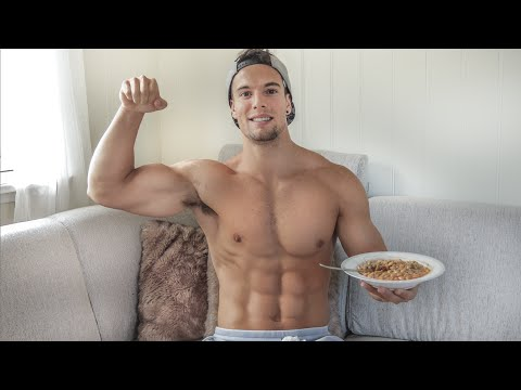 Vegan Full Day of Eating & Training On a Cut #1
