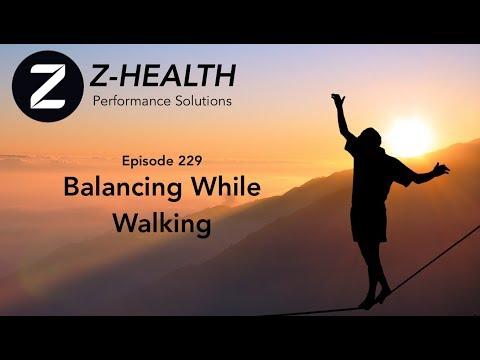 Balance While Walking