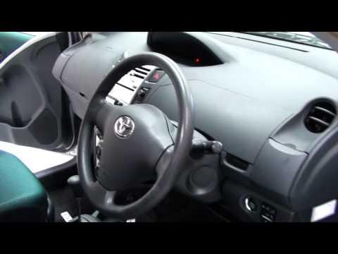 Toyota Vitz 2005 80kms 1 0L