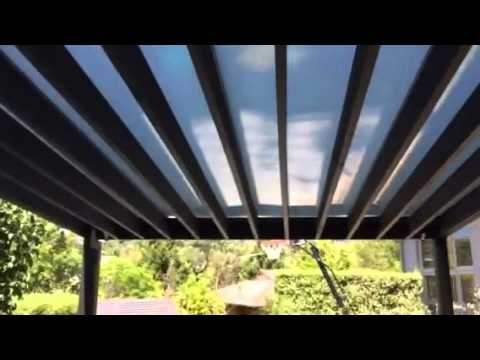 How to build a timber decking with spa pool & screen pergola veranda patio sail
