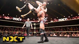 Oney Lorcan vs. Austin Aries: WWE NXT, 21. September 2016