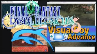 How To Set-Up Dolphin + VBAm Multiplayer in Final Fantasy