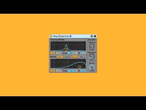 Ableton Live Tutorial   Dynamic Vinyl Crackle [make it sound vintage]