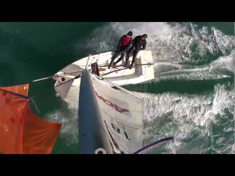 THIS IS DINGHY SAILING (skiff+laser)