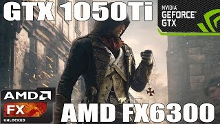 1080p) Ghost Recon: Wildlands - GTX 1050 TI - AMD FX 6300 -Benchmark