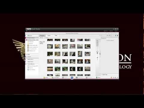 Nero 12 - Kwik Media Overview + Tutorial (HD 1080p)